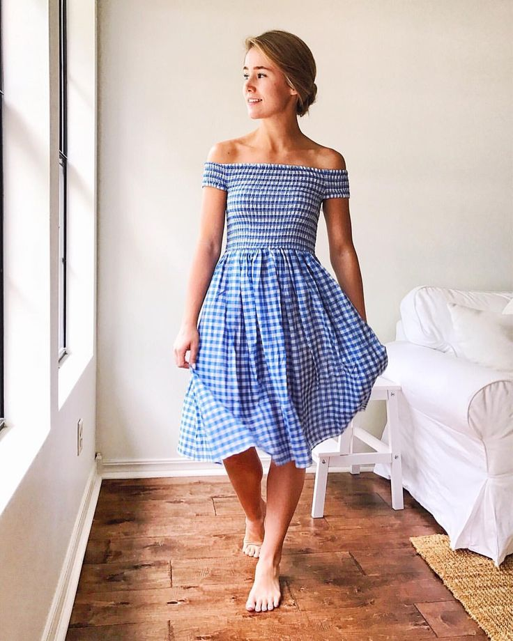 """7,524 Likes, 98 Comments - Lonestar Southern (@lonestarsouthern) on Instagram: """"Put my lake hair in a messy bun, threw on this incredibly comfy gingham sundress and proceeded to…"""""""