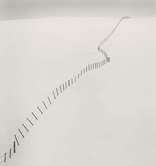 Michael Kenna will forever make me want to just go out with a Hasselblad and photograph night, morning and snow.