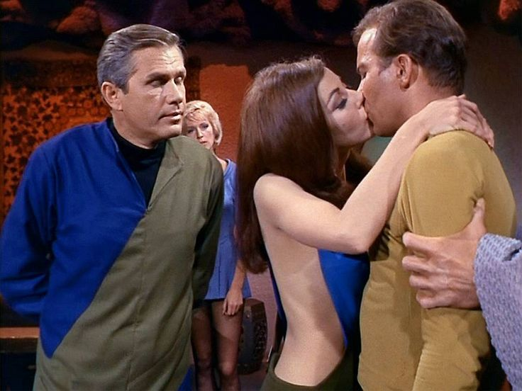 "3 Likes, 1 Comments - Celebrating Sherry Jackson! (@sherry.jackson.fan) on Instagram: ""Star Trek's ""What Are Little Girls Made Of? """""
