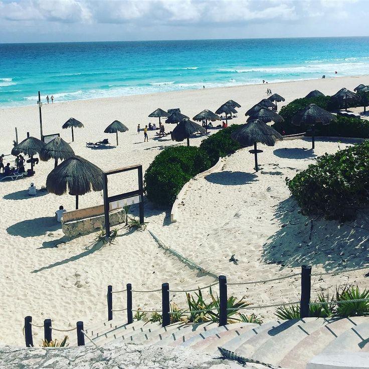 Playa Delfines - Cancun, Mexico