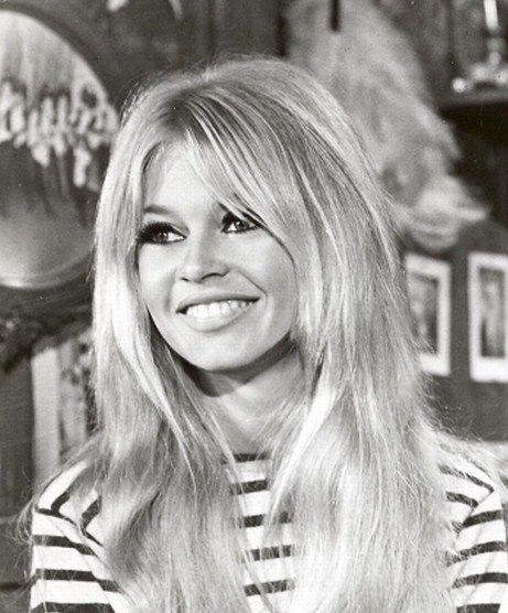 Brigitte Bardot Hair Bangs Images