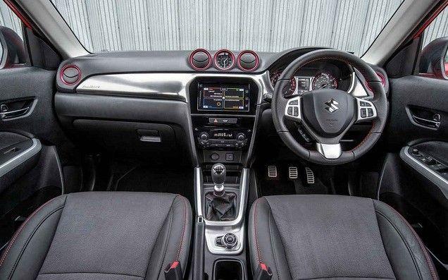 2019 Suzuki Grand Vitara Features
