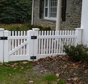 Fences - Picket option