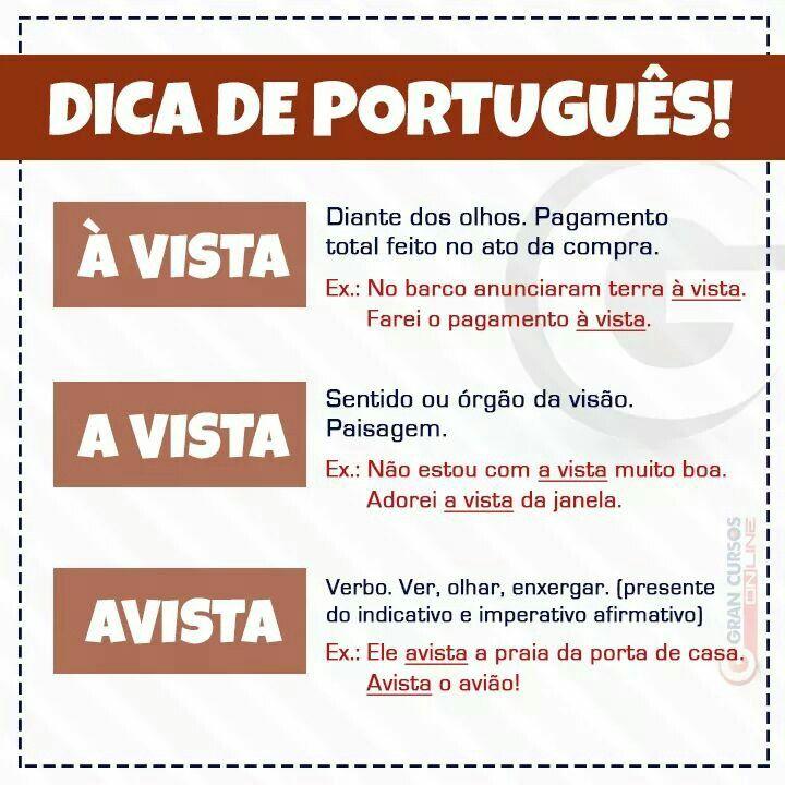 #português #lingua portuguesa #dicas #lingua #estudo #educação