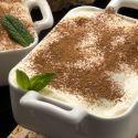 Receta de Tiramisú con leche condensada - Eva Arguiñano