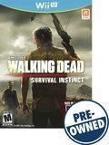 The Walking Dead: Survival Instinct - PRE-Owned - Nintendo Wii U, Multi
