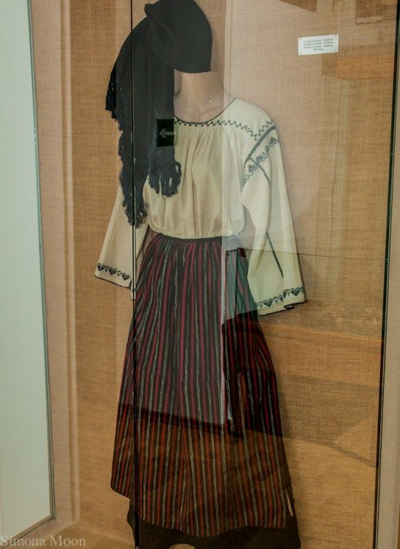 Costum popular din Dunareni, Dobrogea