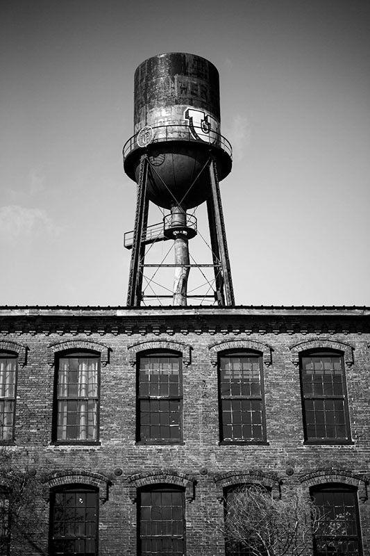 Water Tower at Marathon Motor Works - Nashville (A0013302A)