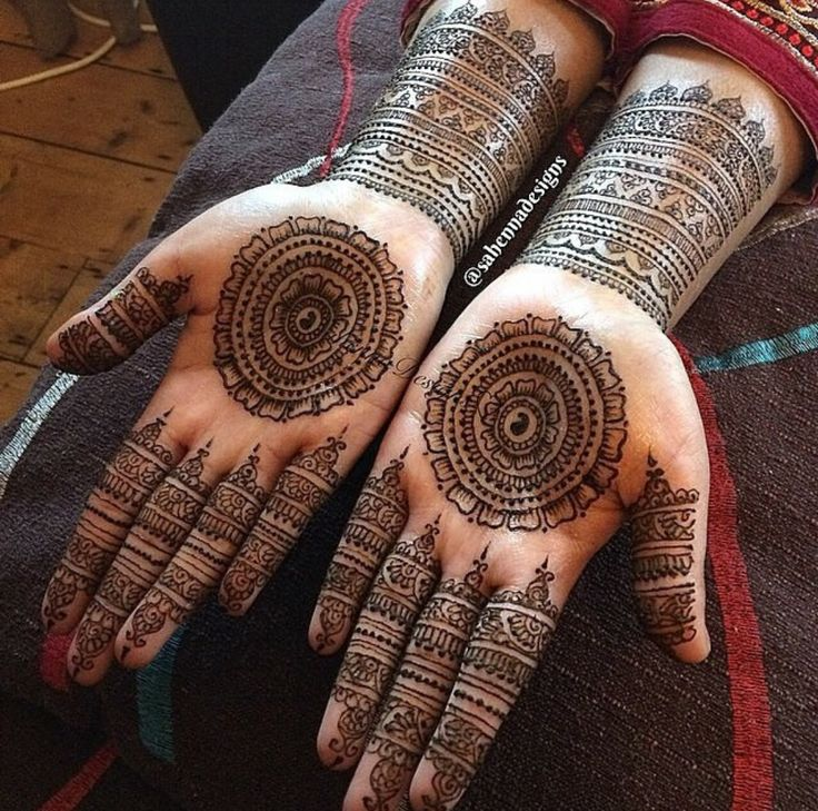 Mehndi by Sahenna Designs