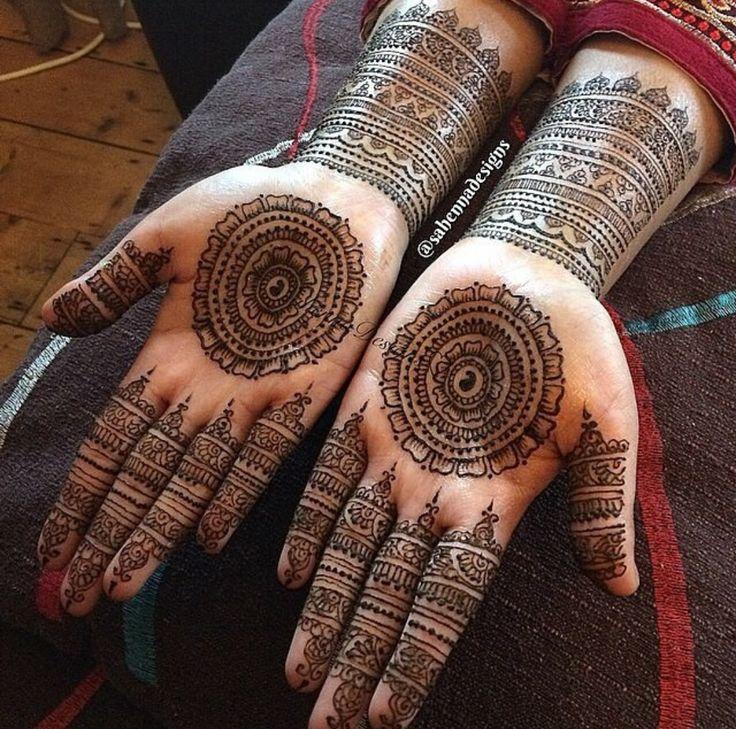 Mehndi by Sahenna Designs
