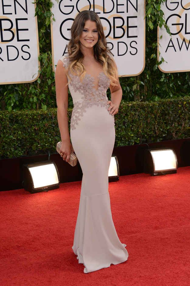 2. Sosie Bacon At The 71st Annual Golden Globe Awards In Beverly Hills | Fab Or Drab Of The Week
