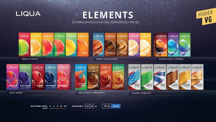 In Stoc noile game de lichide Liqua Elements si Liqua Mix http://www.mahoarca.ro/liqua-elements-10ml http://www.mahoarca.ro/liqua-mix