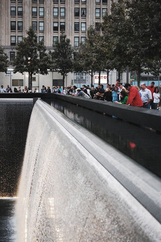 9/11 Memorial  and 24 other places to travel in the U.S.  Mt. Rushmore  Smithsonian  Grand Canyon  Appomattox, VA  Empire State Building  Niagara Falls  Freedom Trail  MMA  Statue of Liberty  Golden Gate Bridge  Four Corners  Glacier Bay  Liberty Bell  Gettysburg  Hoover Dam  Kennedy Space Center  World Trade Center Site  Holocaust Memorial  Newport Mansions  Great Salt Lake  Hawaii Volcanoes  Hollywood  MLK Jr. Historical Site  The Great Lakes