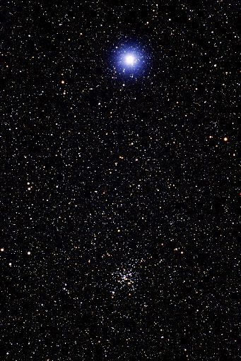 """Sirius is the brightest star in the sky AKA Lokabrenna by the Nordic people.  The name meant """"burning by Loki"""", or """"Loki's torch"""","""