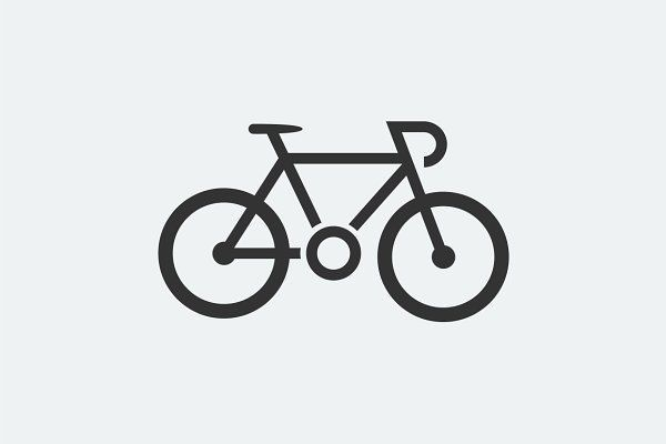 9 Bicycle Icons Icons 2 Bike Logos Design Bicycle Cycling Tattoo