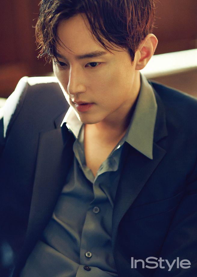 Kwon Yul   InStyle