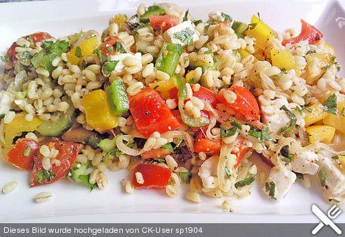 Knackiger Ebly - Salat (Rezept mit Bild) von 852tacks | Chefkoch.de