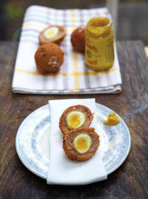 Wee Scotch Egg Recipe   Eggs Recipes   Jamie Oliver Recipes