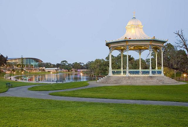 River Torrens ~ Elder Park ~ Adelaide