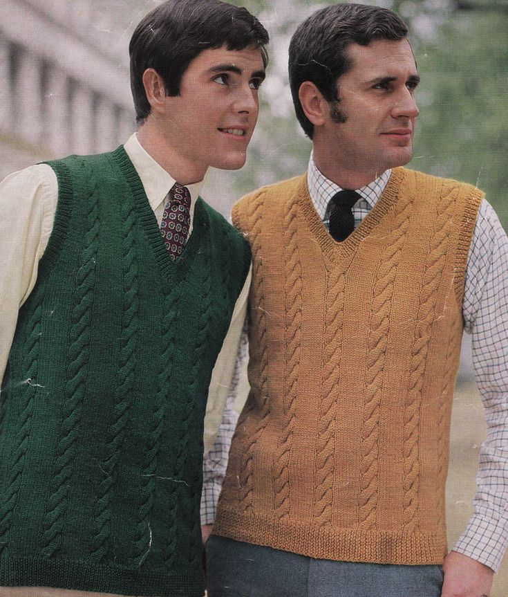 Knitting Man : Best images about mens knitted vest on pinterest