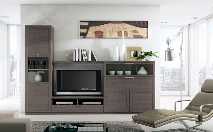 M s de 1000 ideas sobre muebles para tv modernos en - Muebles casanova catalogo ...
