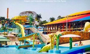 Groupon - Piracicaba/SP: 2 noites para 2 ou 4 (opção no Natal) + café da manhã e parque aquático no Vale das Águas em Vale Das Águas. Preço da oferta Groupon: R$199