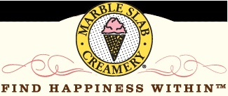 Located in the Glebe, you can't go wrong with a delicious Marble Slab ice cream cone!