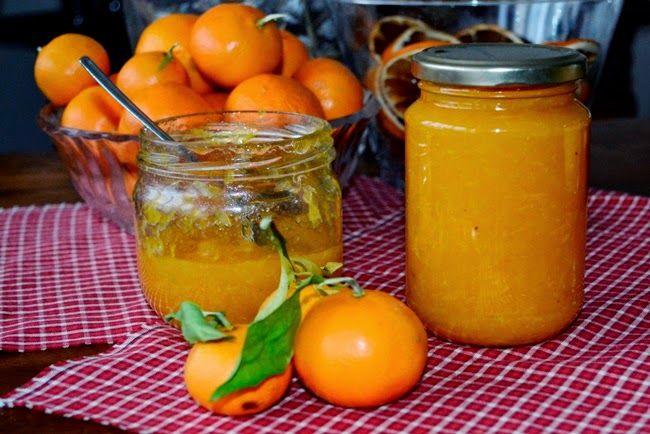 ChupChupChup: Mermelada de mandarina con jengibre