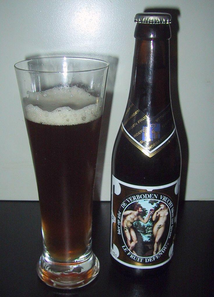 Brouwerij Hoegaarden(InBev) -  Hoegaarden Verboden Vrucht(Strong ale) 8,5% pullo