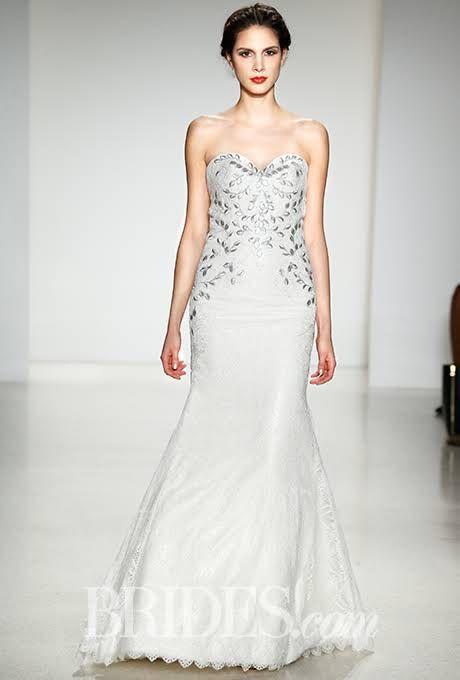 Kelly Faetanini Wedding Dresses - Fall 2015 - Bridal Runway Shows - Brides.com : Brides.com
