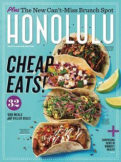 Honolulu Magazine October 2016
