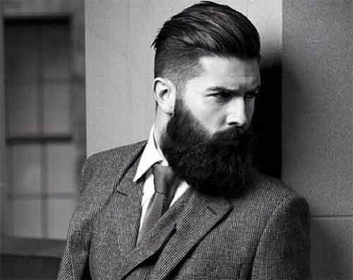 Outstanding 1000 Ideas About Beard Styles 2014 On Pinterest Cool Hairstyles Short Hairstyles Gunalazisus