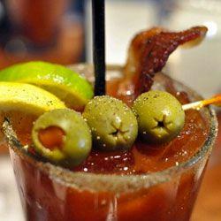 Nos cinq meilleures recettes de Bloody Ceasar
