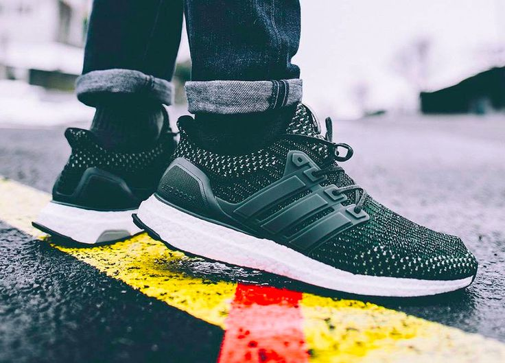 Adidas Ultra Boost 3.0 Military Green - 2016 (by makephoto)