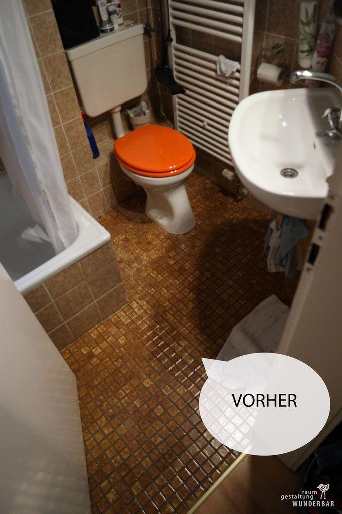 Bad Fugenlos Kleines Upgrade Grosse Wirkung Badezimmer Klein