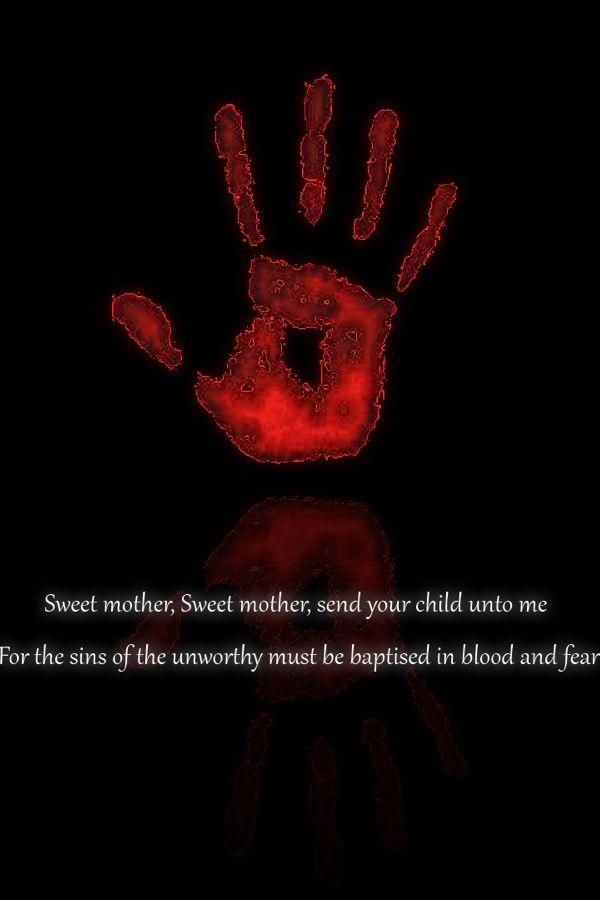 Skyrim dark brotherhood ritual chant