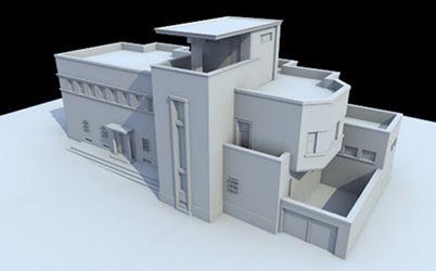 Expoziţie dedicată arhitectului Horia Creangă la MNAR