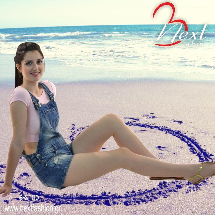 <3 <3 Σαλοπέτα-Σορτς Jeans 5τσεπη με Φθορές!! <3 <3  Βρείτε τη ΕΔΩ: http://next-fashion.gr/shorts-vermoudes/516--salopeta-sorts-verdi-jeans-5-tsepo-fthores-.html