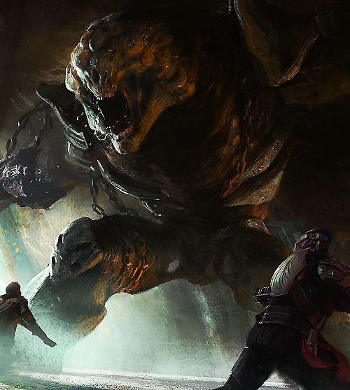 Taken Ogre - Destinypedia, the Destiny encyclopedia |Ogre Destiny Taken
