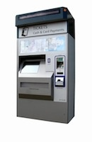 Sentios Ticket Vending Kiosk Machine - we can collaborate with you to design and deliver bespoke kiosks for any environment and purpose.