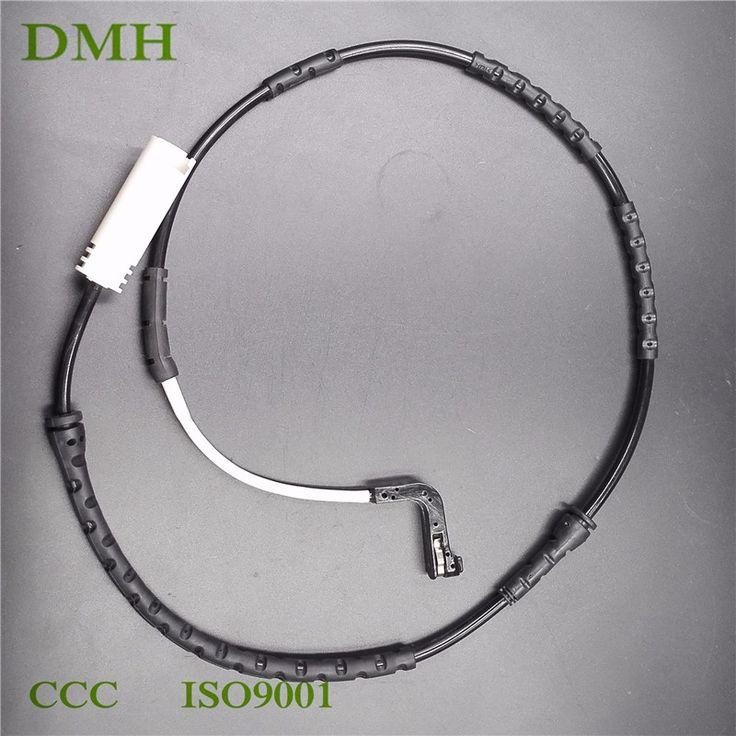 For BMW E84 E90 E91 E92 2005-2011 front automotive brake systems brake wear sensor alarm 34 35 6 777 650