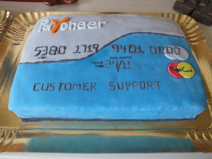 Check out this awesome cake made by one of our customer support representatives!
