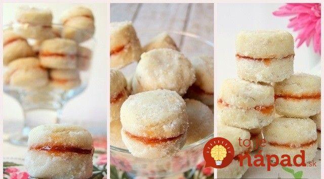 Vynikajúce maslové pečivo s vôňou vanilky, ktoré nemôže chýbať na sviatočnom stole. Pripravte si túto dobrotu ešte dnes, na týchto koláčikoch si budete pochutnávať ešte dlho.
