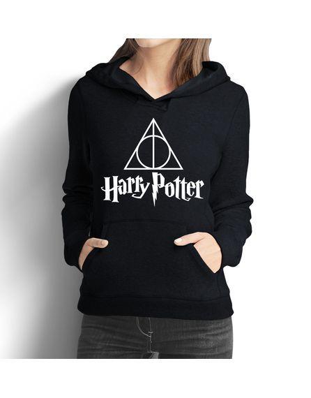 Moletom Amor de Fã Harry Potter e as Relíquias da Morte