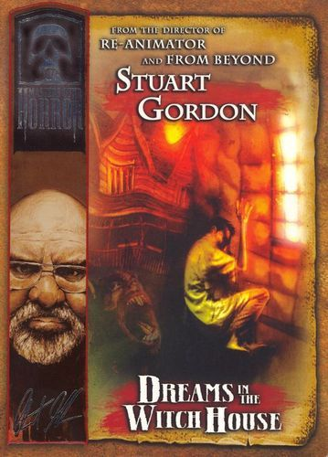 Dreams in the Witch House [DVD]