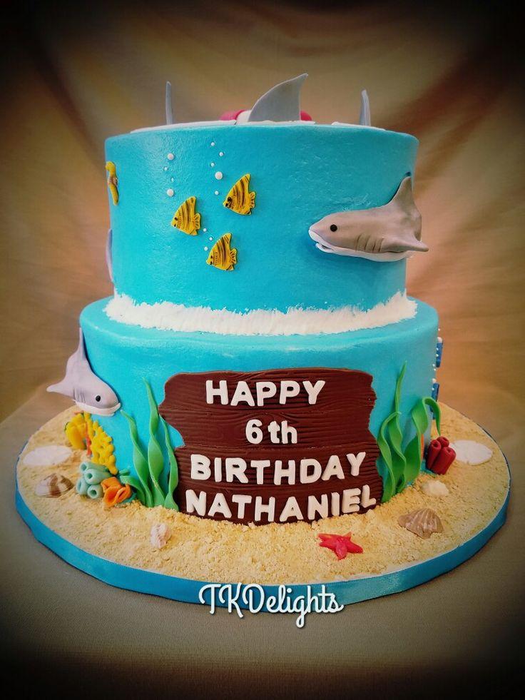 les 25 meilleures idées de la catégorie gâteau en forme de requin