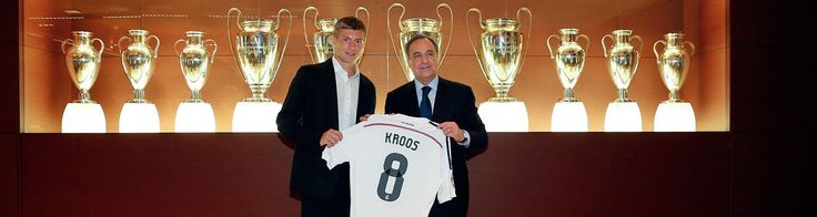 Toni Kroos in Real Madrid with shirt number 8, who can answer why Toni Kroos is not with shirt number 39