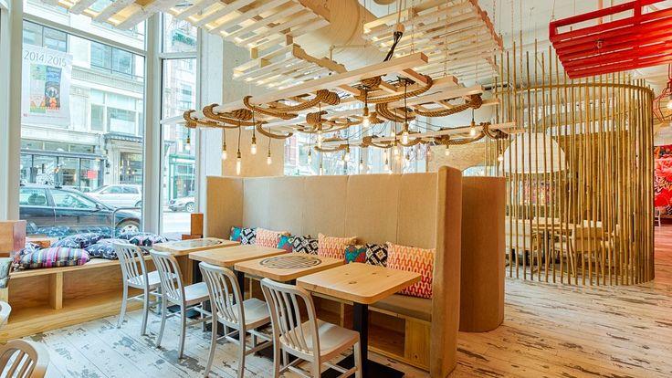 José Andrés' exciting new Peruvian-influenced restaurant opens today.
