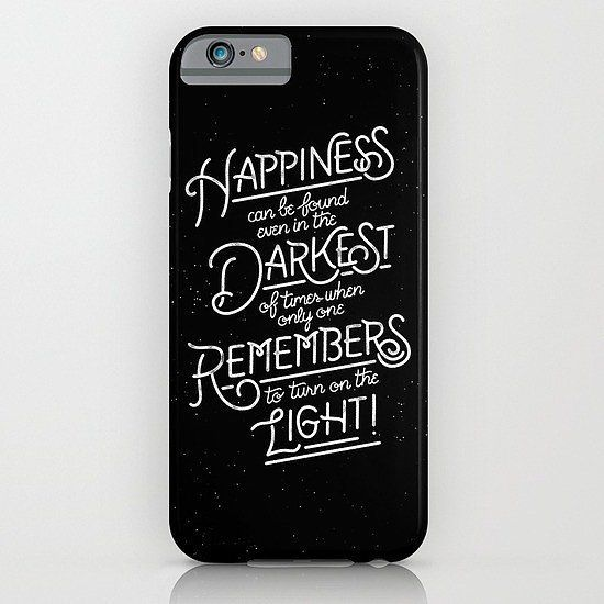 Harry Potter Happiness Phone Case ($35)