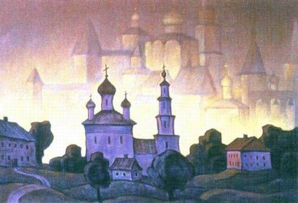 Gallery.ru /  Борис Смирнов-Русецкий
